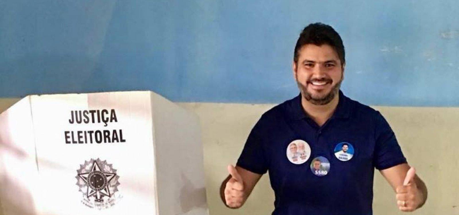 Filho de Coronel disse que 'surpreendeu as expectativas' votação para AL-BA