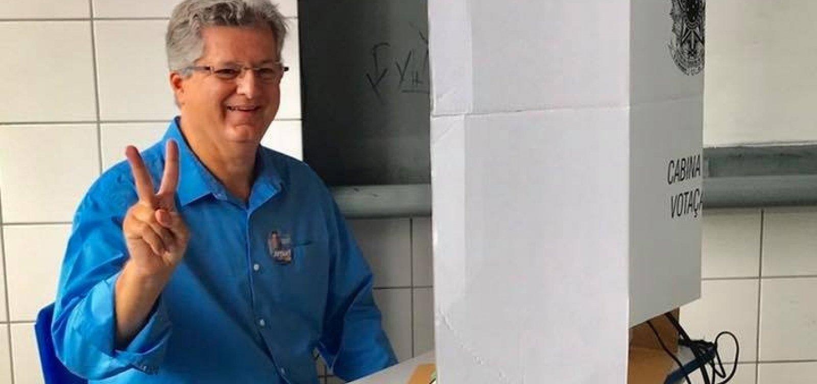 Após derrota, Jutahy Magalhães Júnior decide deixar vida política