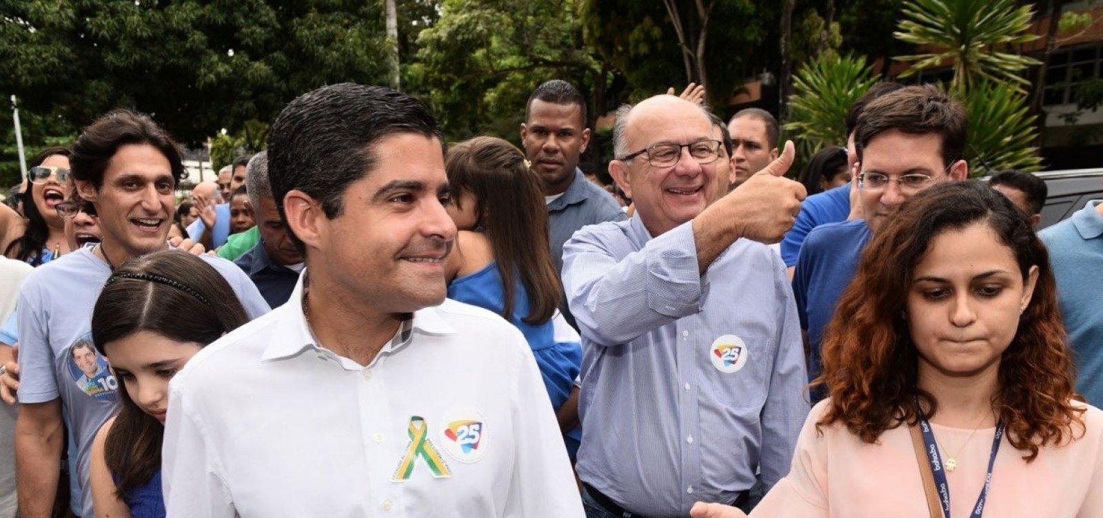 Neto viaja para Brasília e cancela entrevista sobre eleições