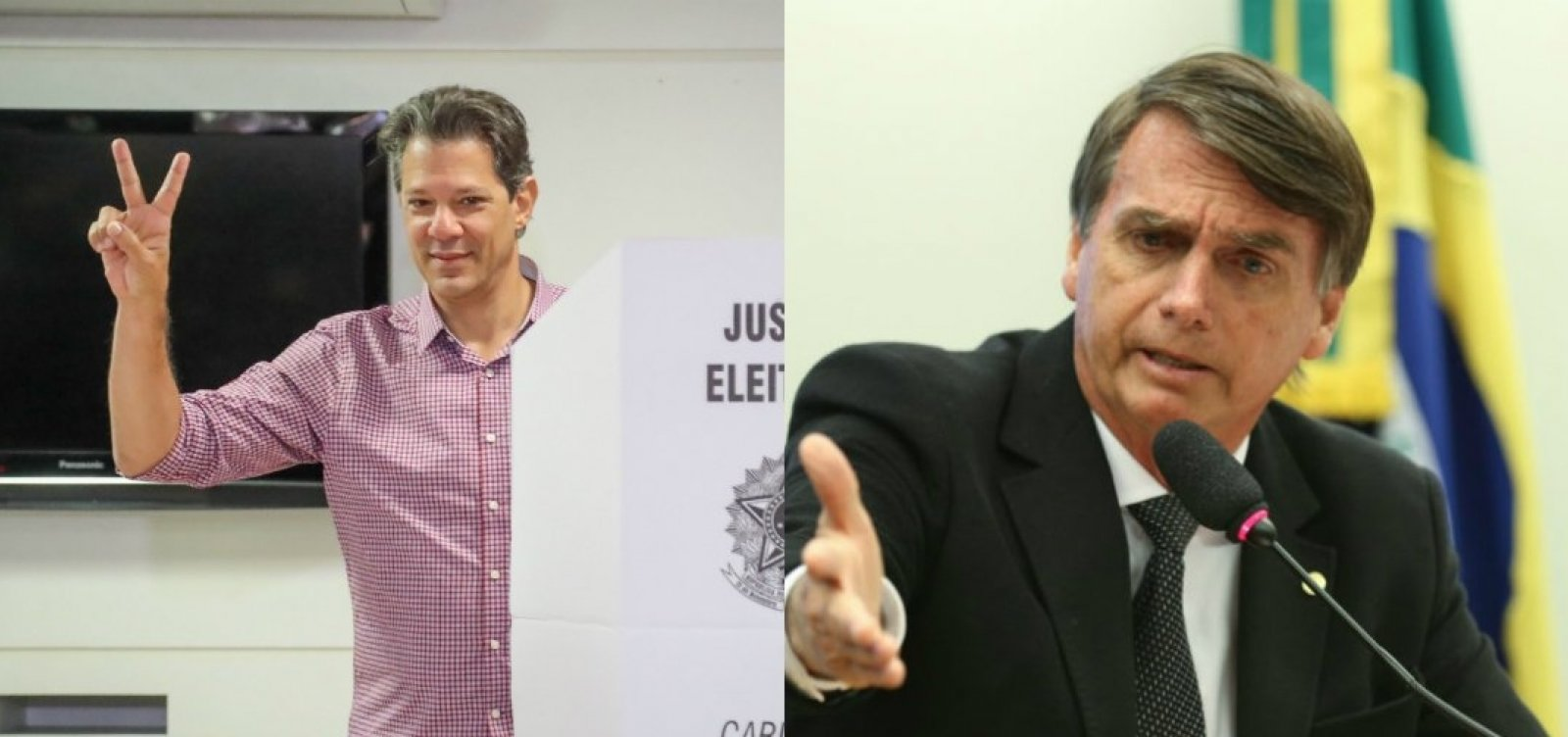 Bolsonaro recusa 'protocolo ético' proposto por Haddad