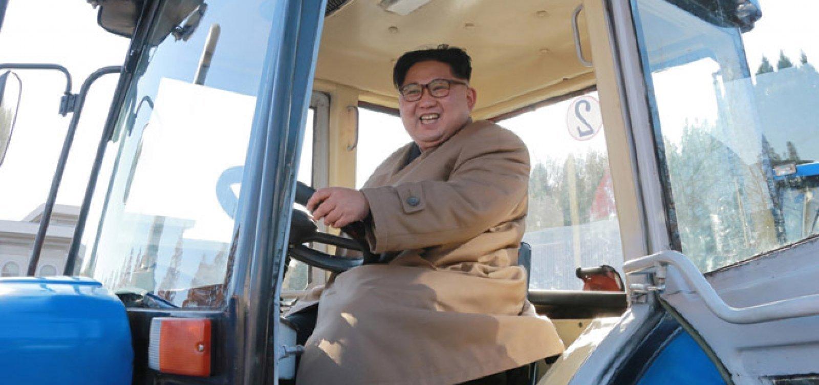 Kim Jong-un vai convidar o Papa Francisco para visita à Coreia do Norte