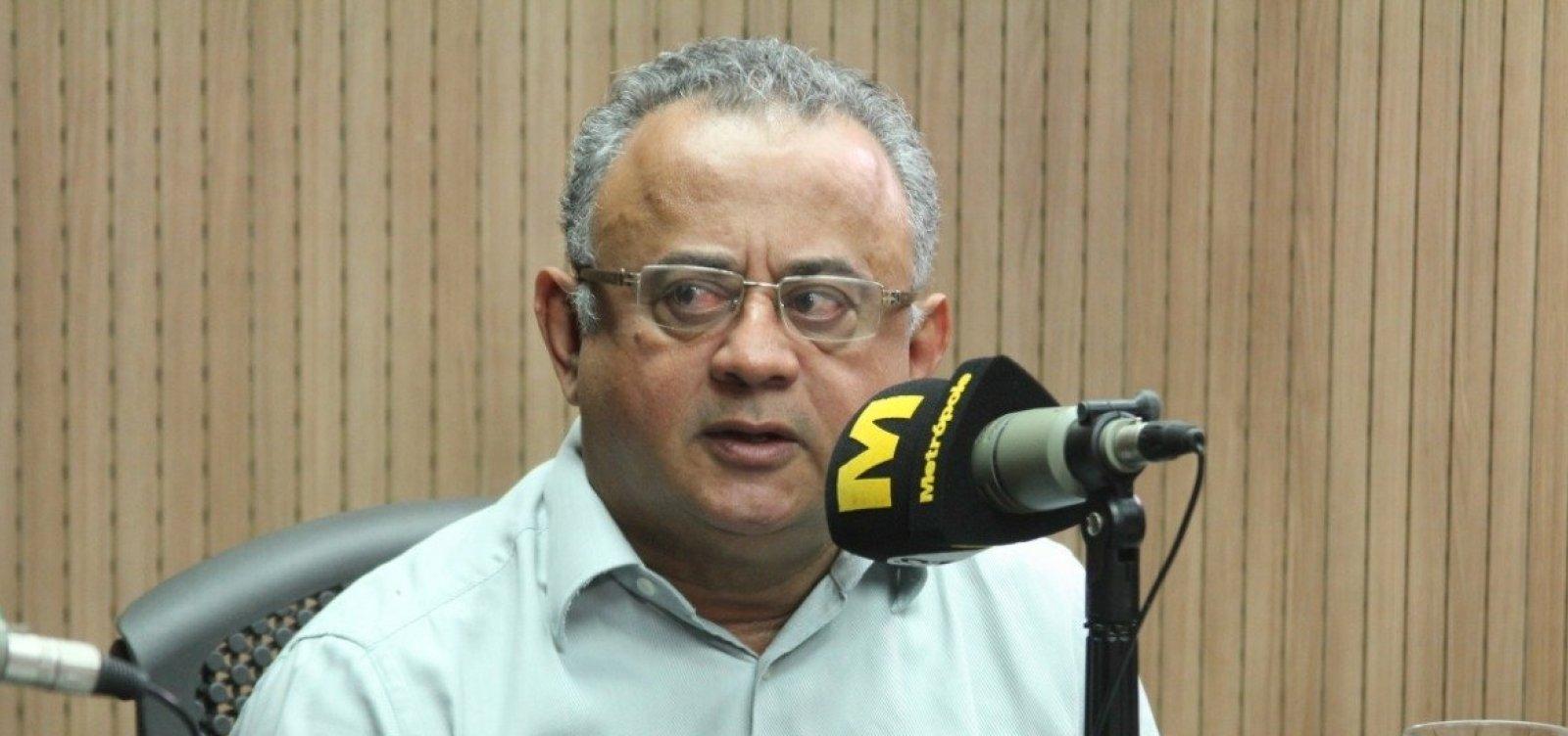 'Construção civil retrocedeu 10 anos e crise é maior na Bahia', diz presidente de sindicato