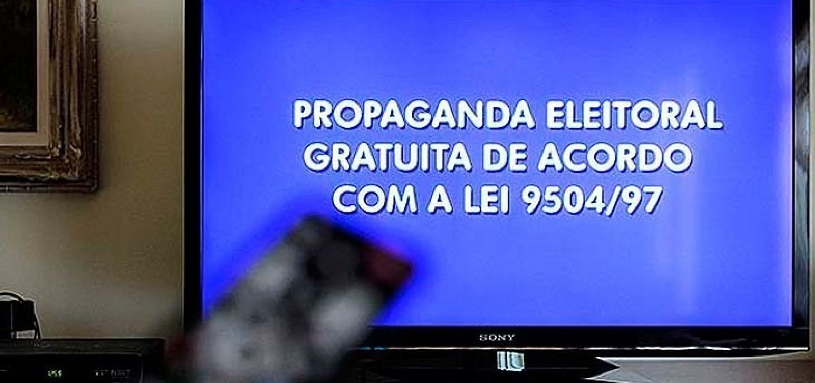 Propaganda eleitoral do 2º turno no rádio e na TV começa na próxima sexta