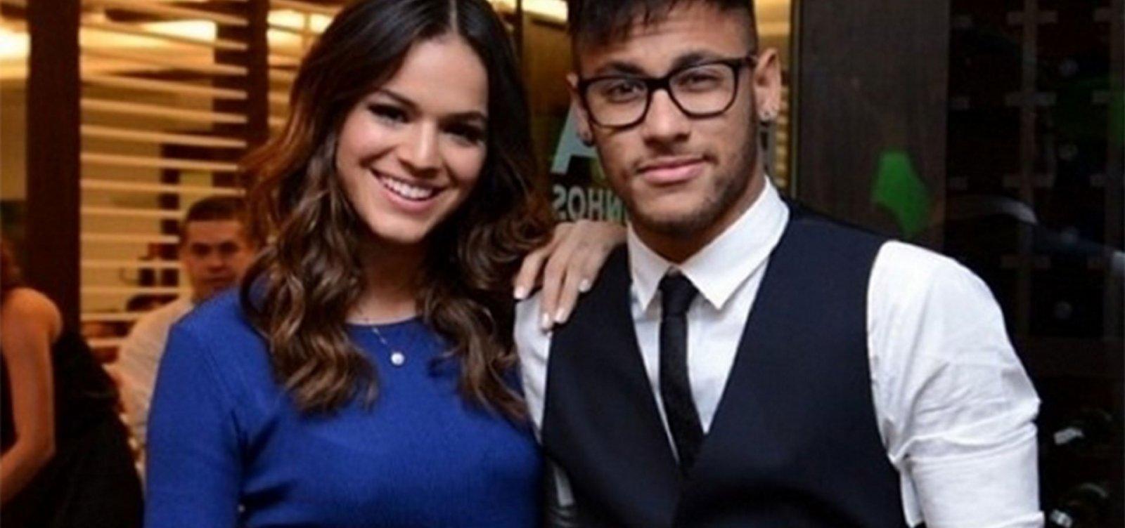 Bruna Marquezine rebate novos boatos de término com Neymar: 'Ô imaginação fértil!'