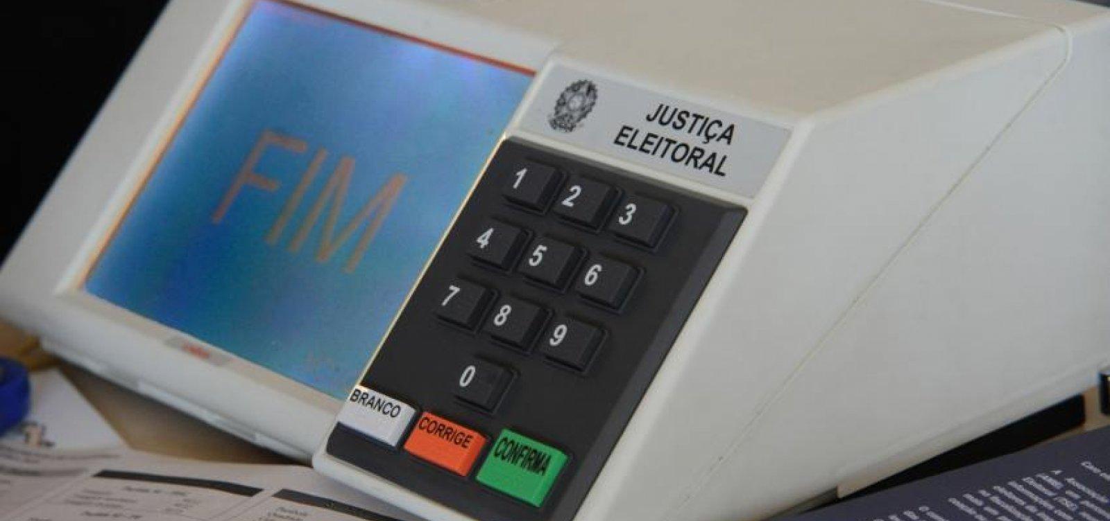 Candidatos com registro rejeitado recebem 3,7 milhões de votos em todo o país
