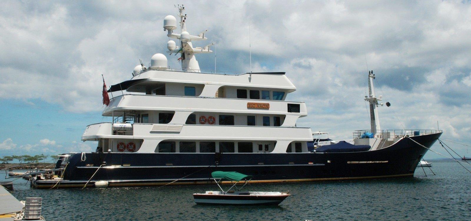 Iate de luxo é leiloado por R$ 17 milhões a menos do que valor original