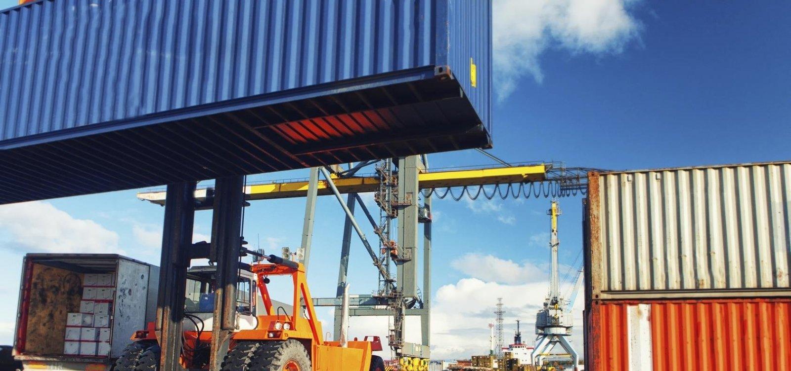 Exportações baianas têm queda de 4,9% em setembro