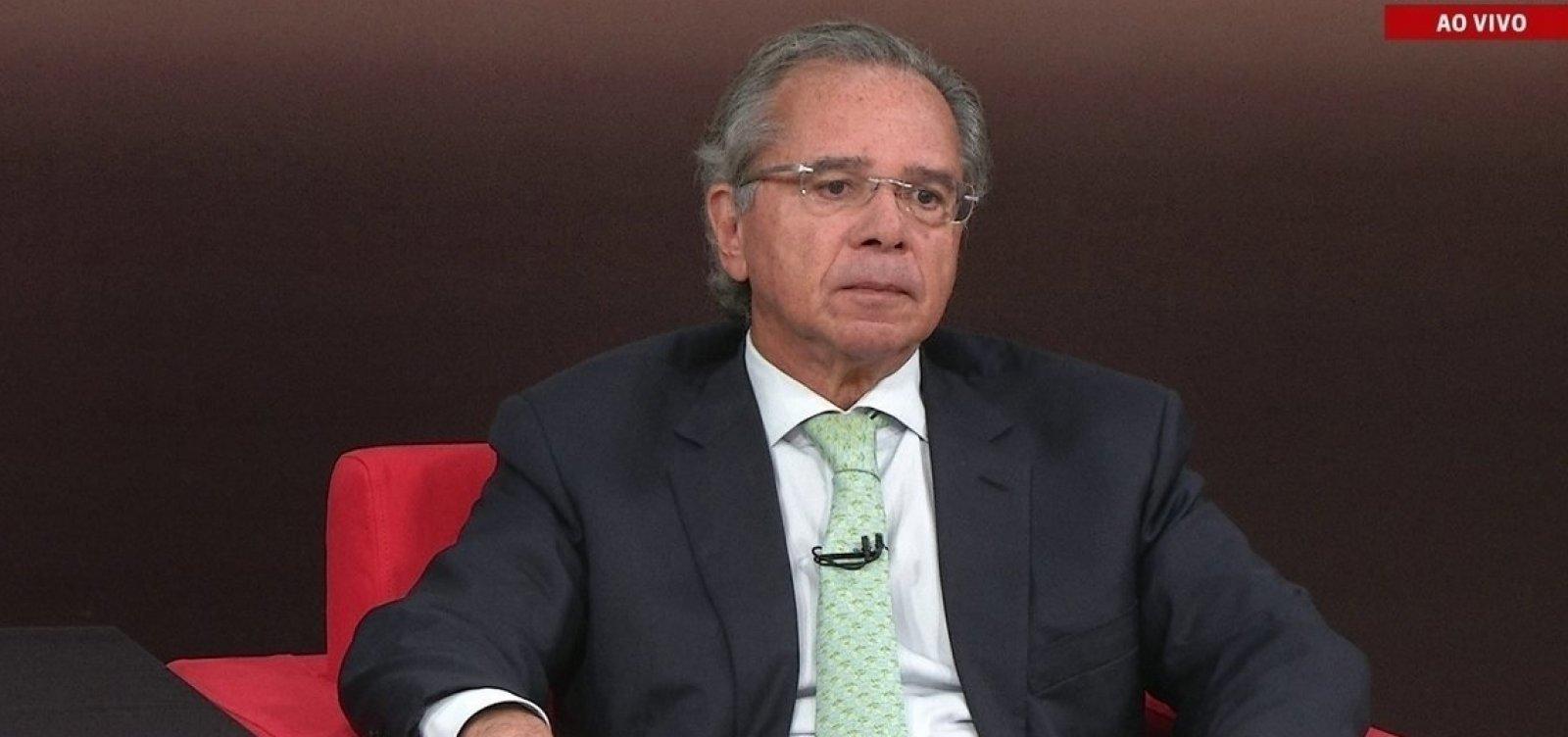 Paulo Guedes diz que polêmica envolvendo CPMF 'foi um equívoco enorme'