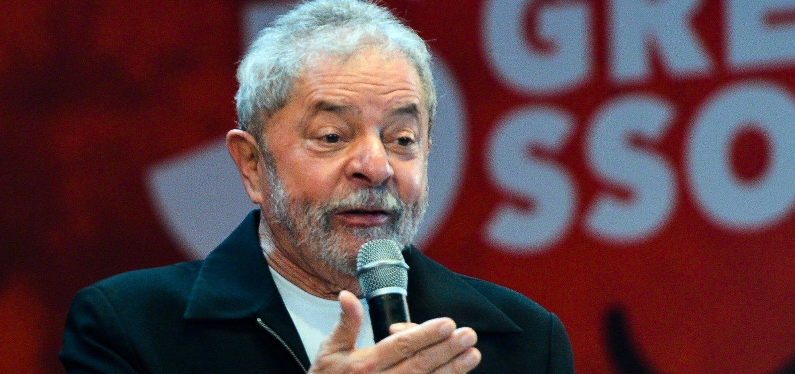Relator da Lava Jato nega habeas corpus de Lula contra delação de Palocci