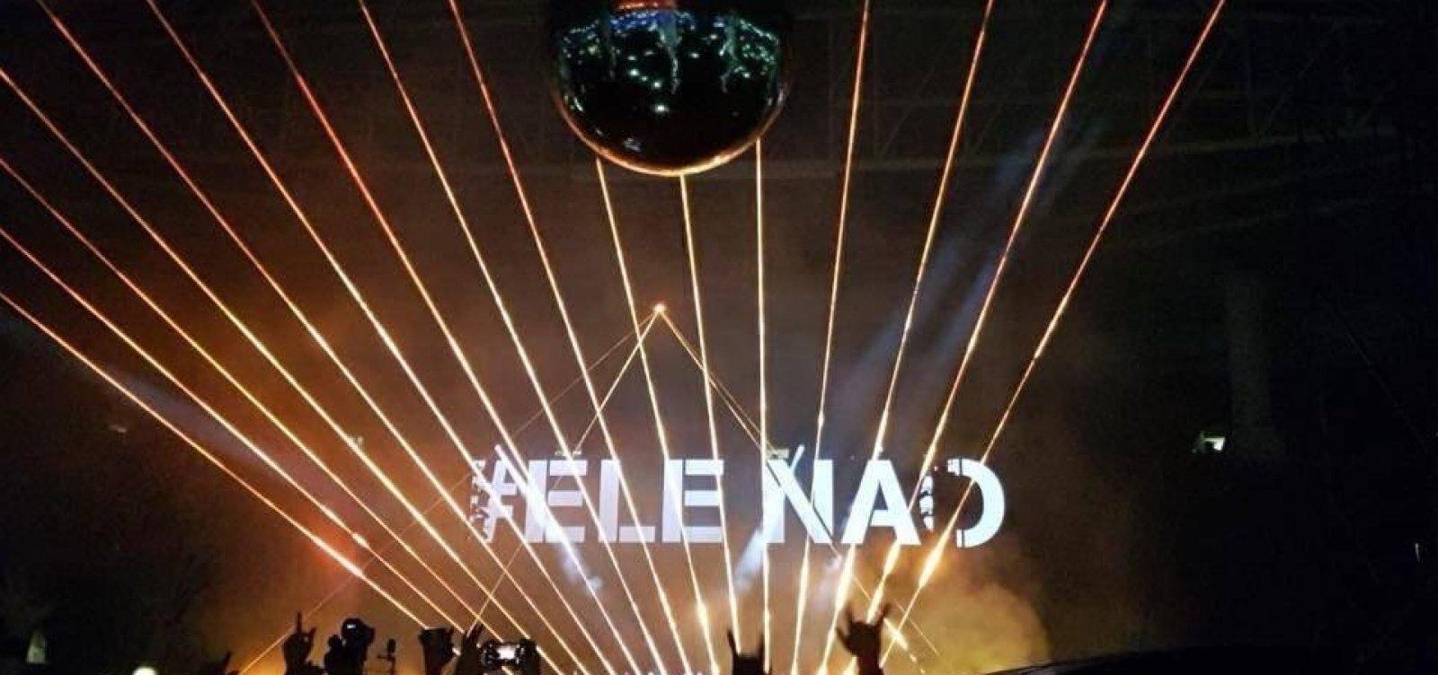 Roger Waters critica Bolsonaro em show de abertura de turnê no Brasil