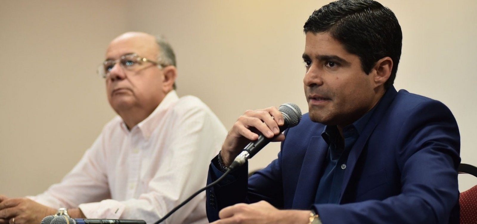 ACM Neto declara apoio a Jair Bolsonaro