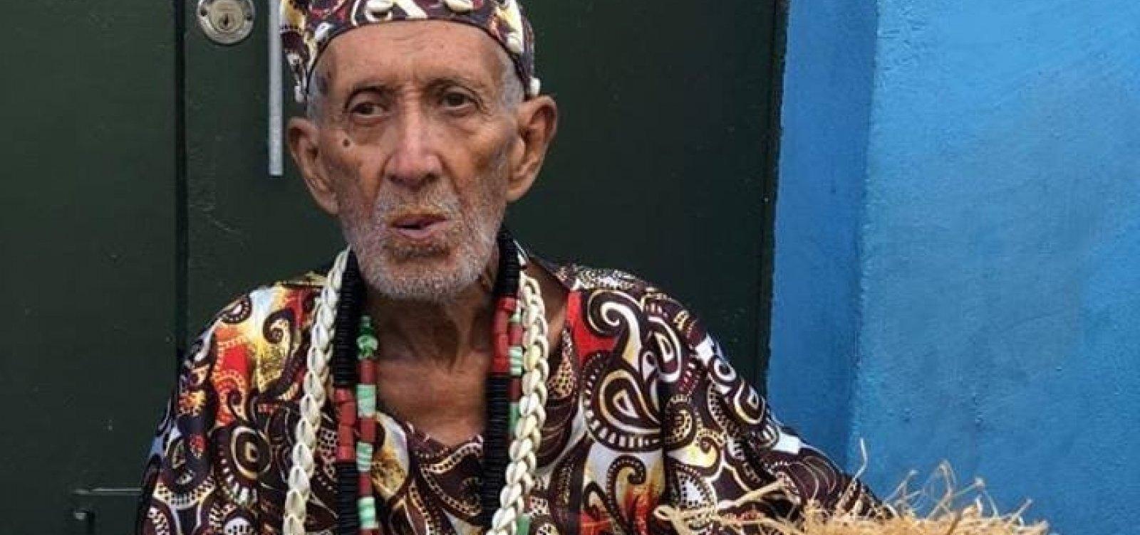 Morre Seu Martin, criador da Caminhada Azoany, aos 88 anos