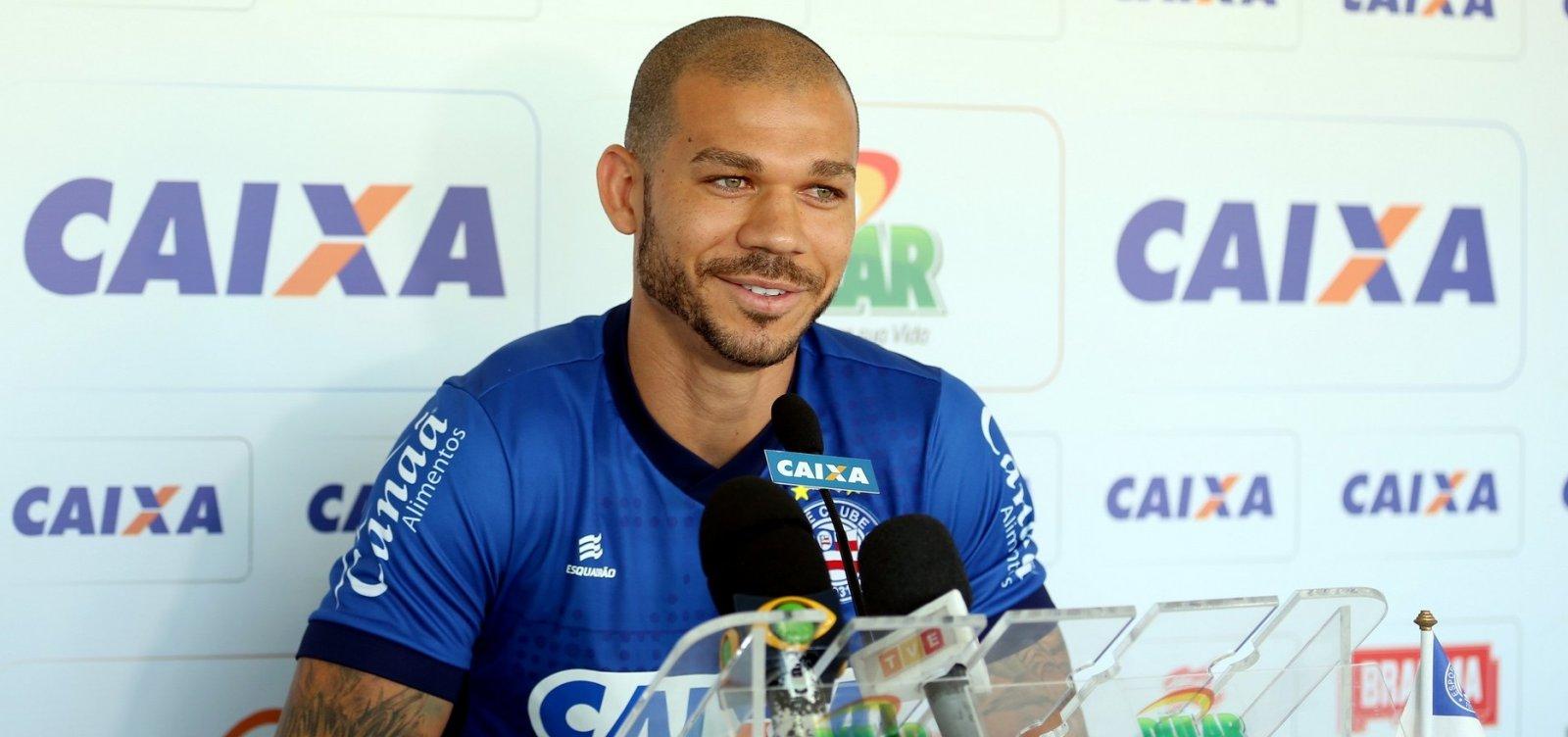 Bahia 'tem que fazer o dever de casa', prega Nilton sobre partida contra o Paraná