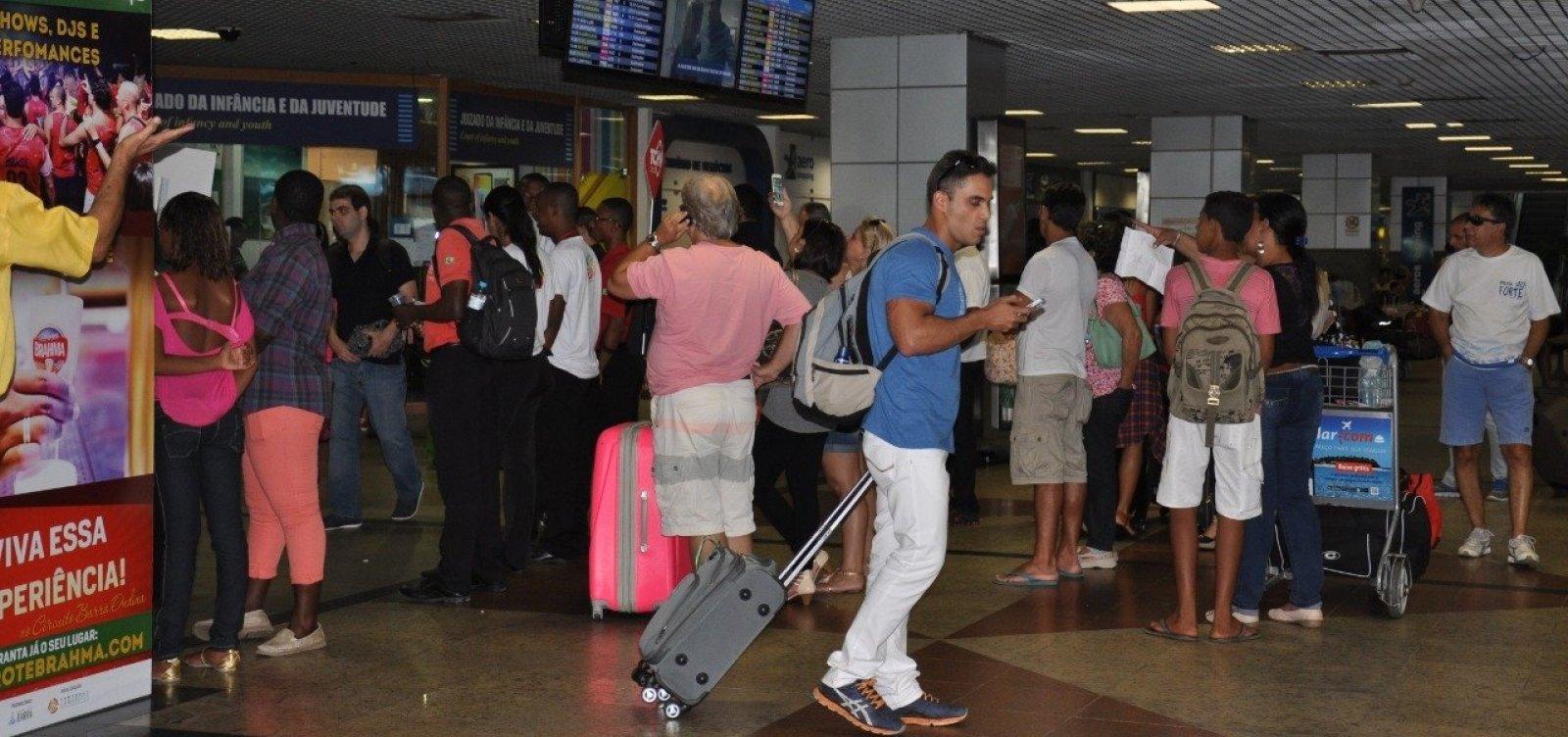 90% dos hotéis de zonas turísticas da Bahia já estão ocupados para o feriadão