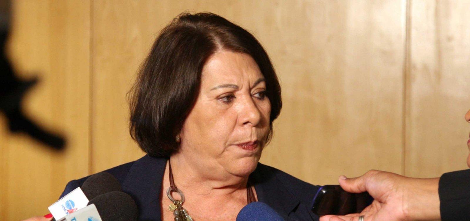 Eliana Calmon vai apoiar Bolsonaro e quer ser 'interlocutora' dele com Judiciário