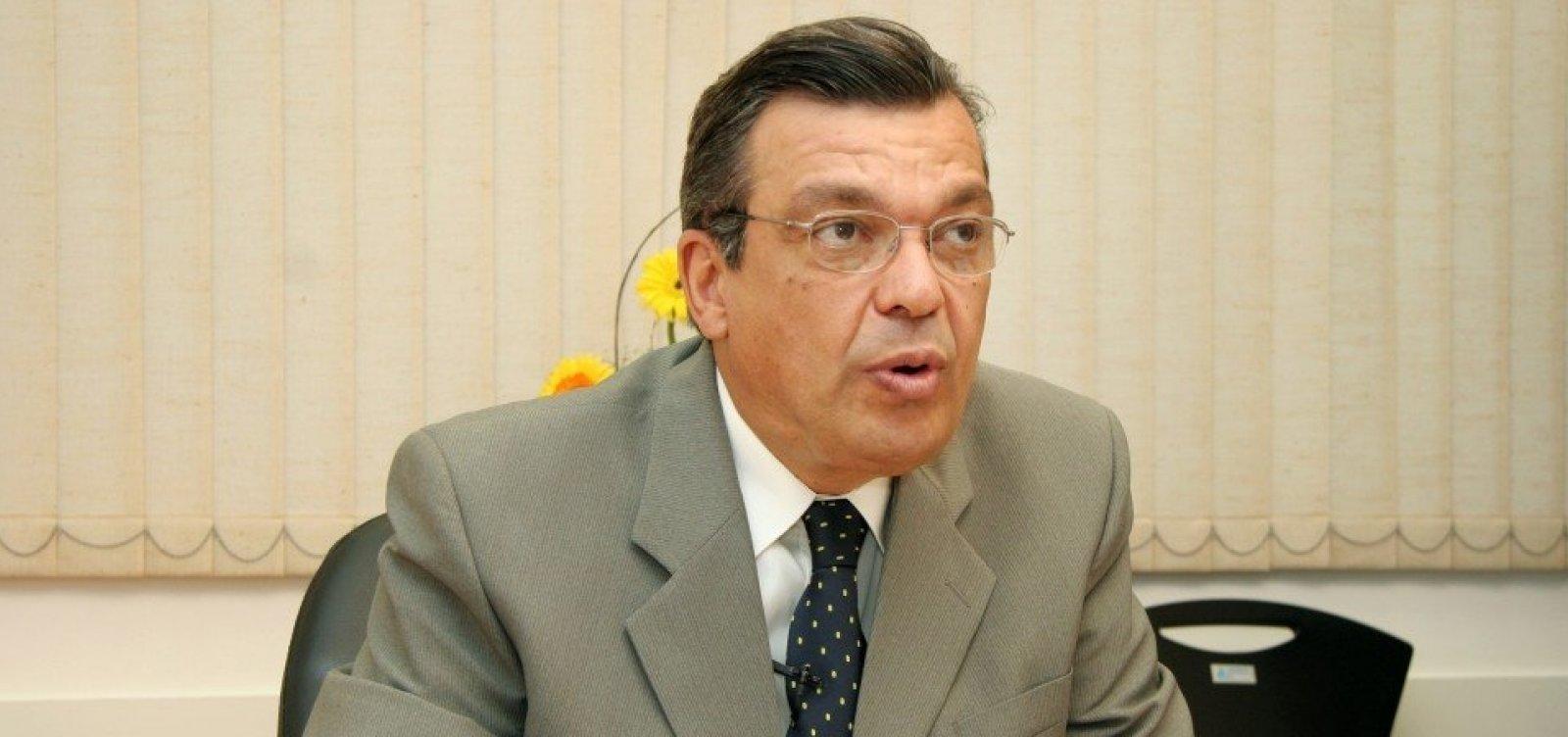 Targino Machado critica ACM Neto por DEM ficar neutro no 2º turno