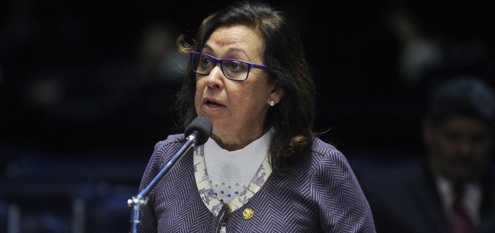 Lídice diz que é 'lamentável' apoio de Calmon a Bolsonaro: 'Não combina'