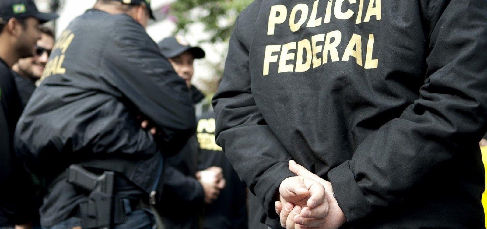 PF frustra planos de facção que pretendia explodir presídios federais