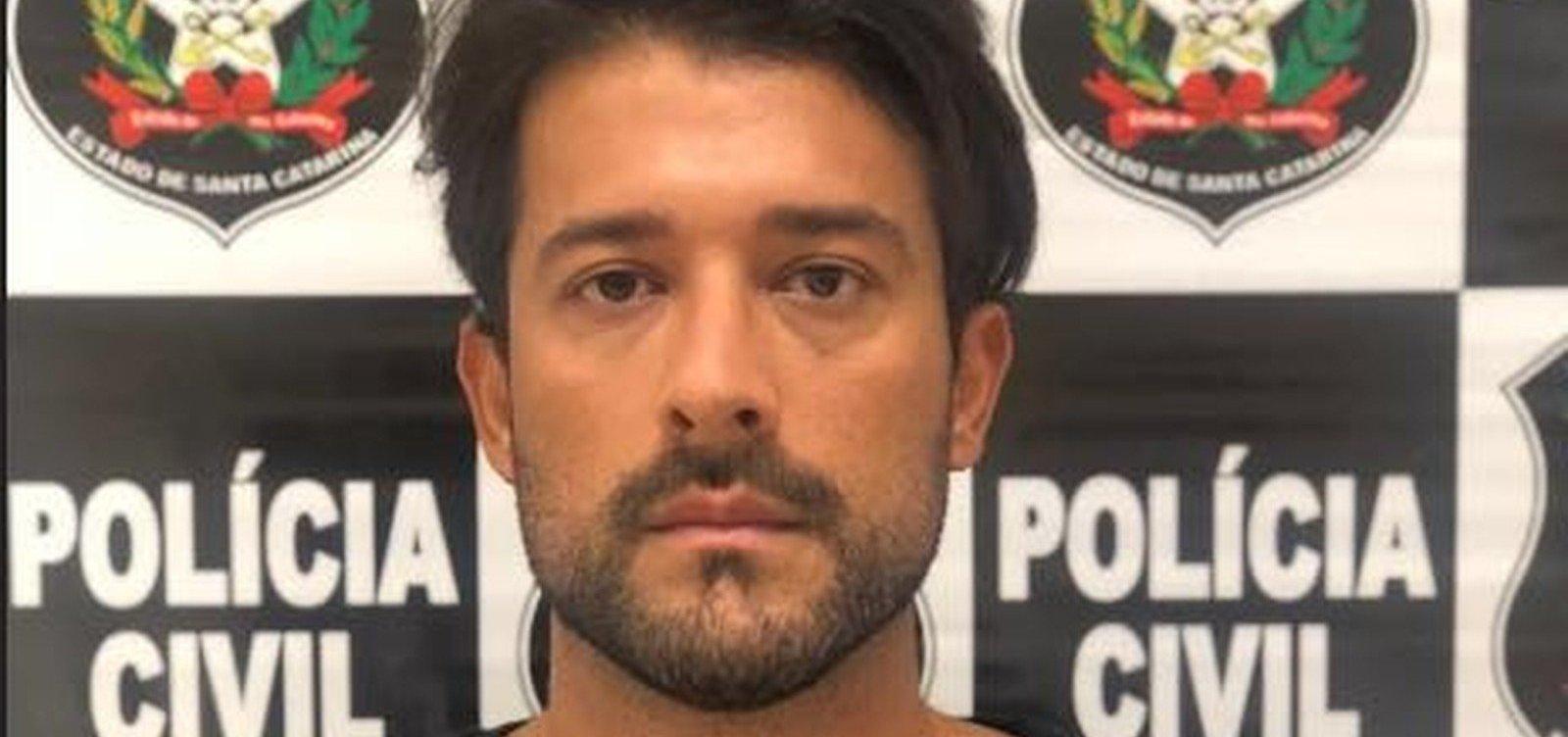 Ex-genro de Silvio Santos é preso por não pagar pensão alimentícia da filha