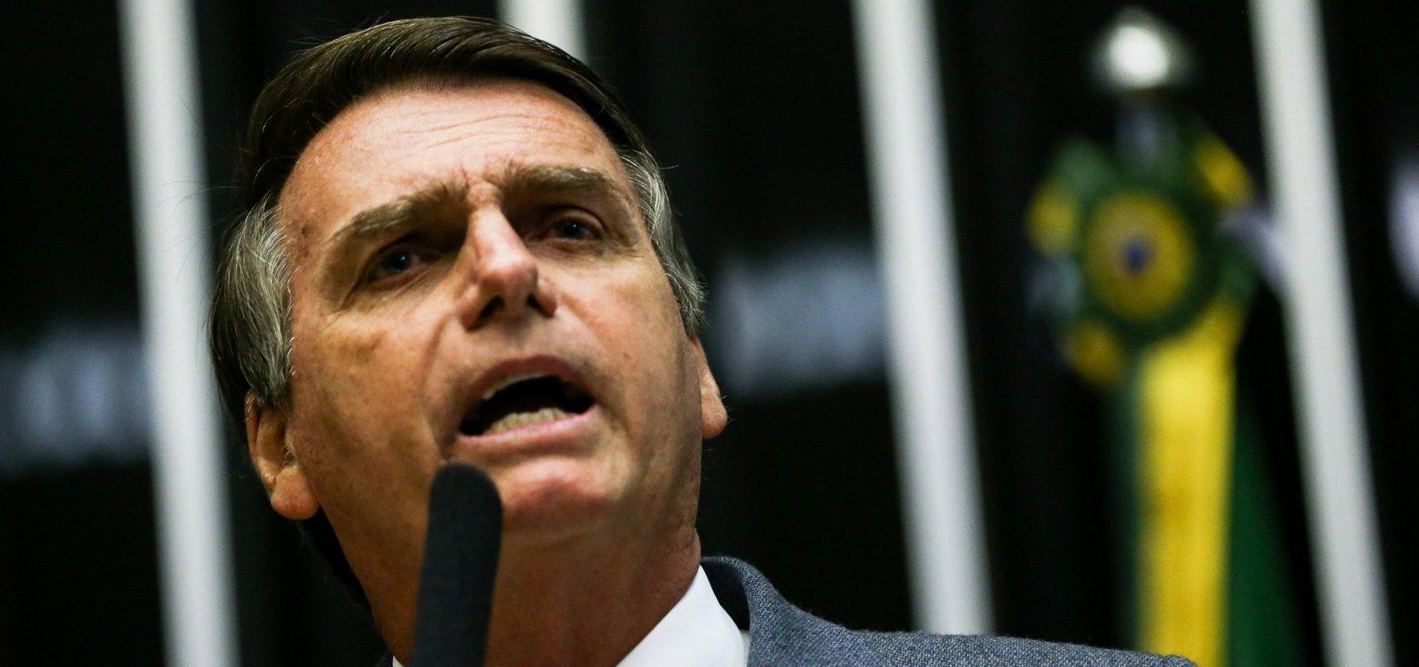 Bolsonaro desiste de debate, mas convoca ato político no Rio de Janeiro