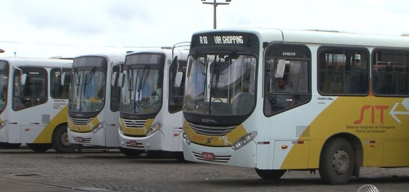 Tarifa de ônibus em Vitória da Conquista sobre para R$ 3,80 neste domingo