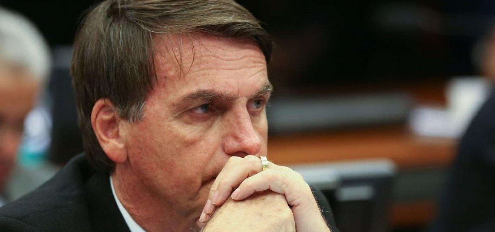 Bolsonaro diz que suspeitas de fraude nas urnas só valem para voto em presidente