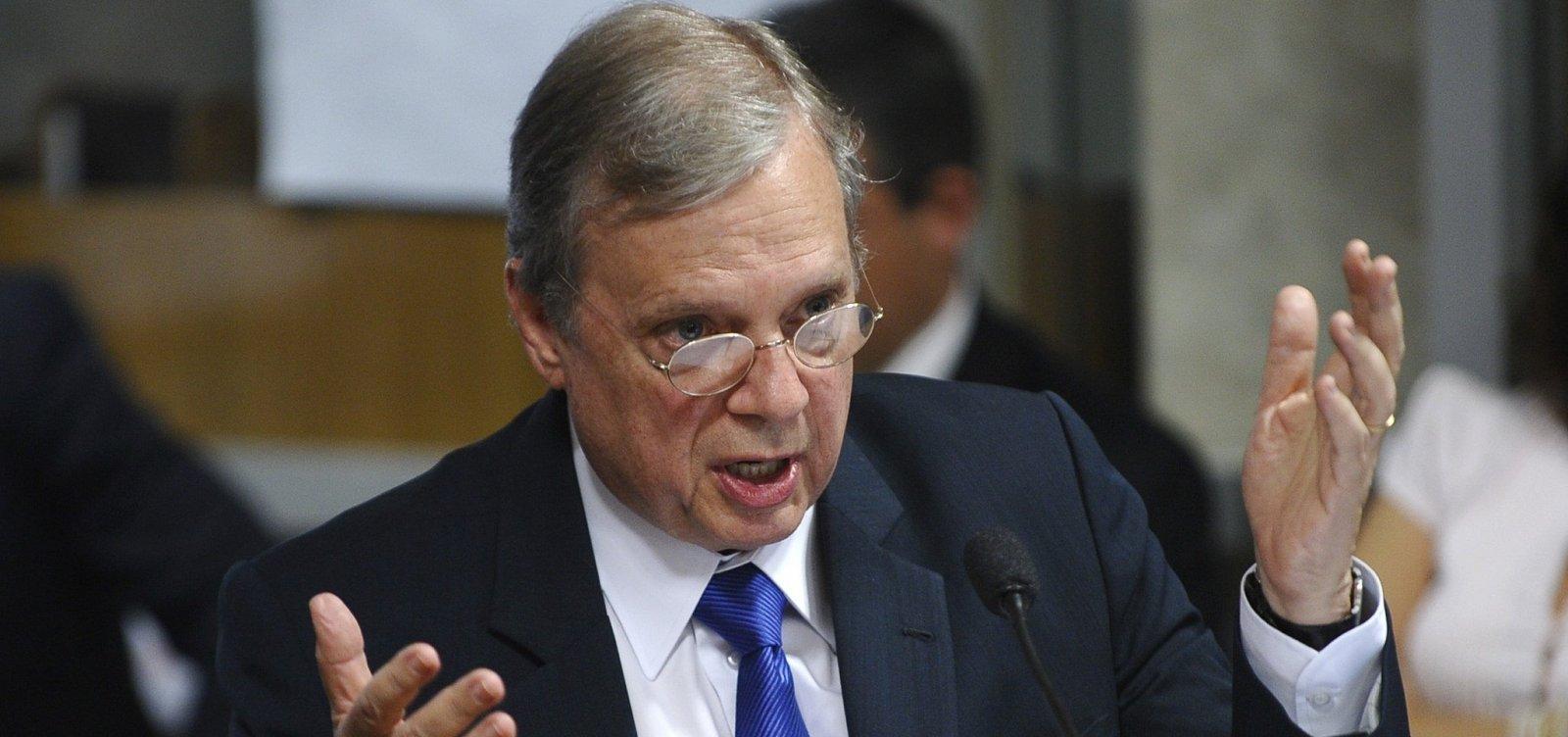 PSDB fará oposição a Bolsonaro ou ao PT, diz Tasso Jereissati