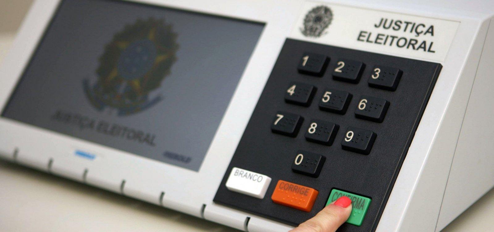 Financiamento de campanha no primeiro turno custou R$ 2,82 bilhões