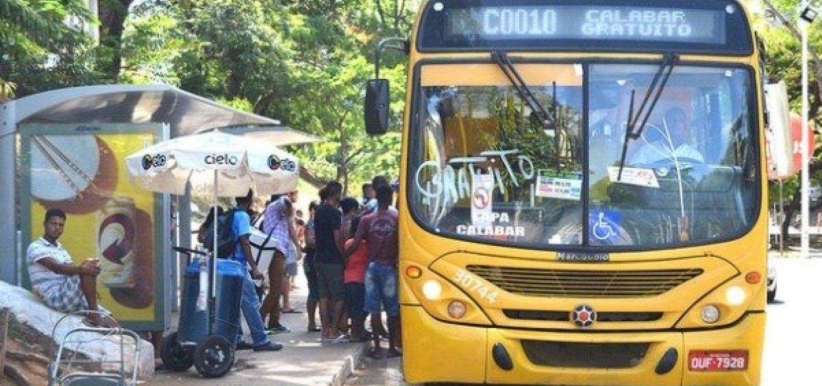 Ônibus deixam de circular no Parque das Bromélias