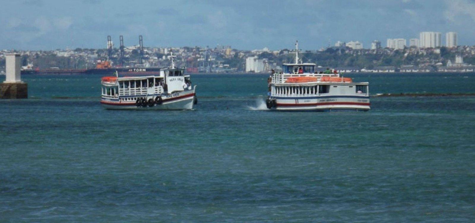 Astramab avisa para retorno intenso na travessia Salvador-Mar Grande