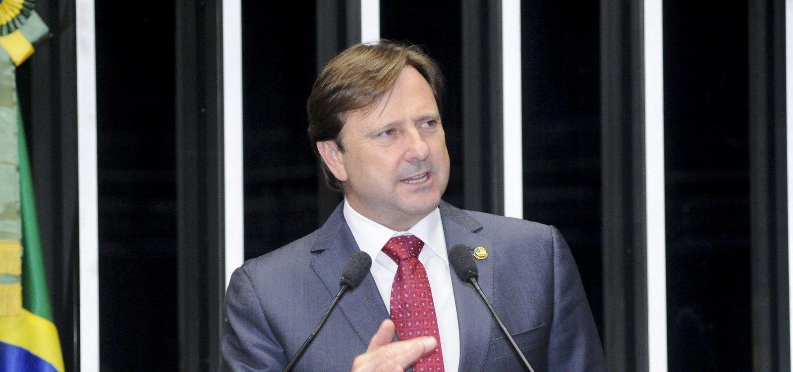 Ministro do STF determina transferência de Acir Gurgacz para Brasília
