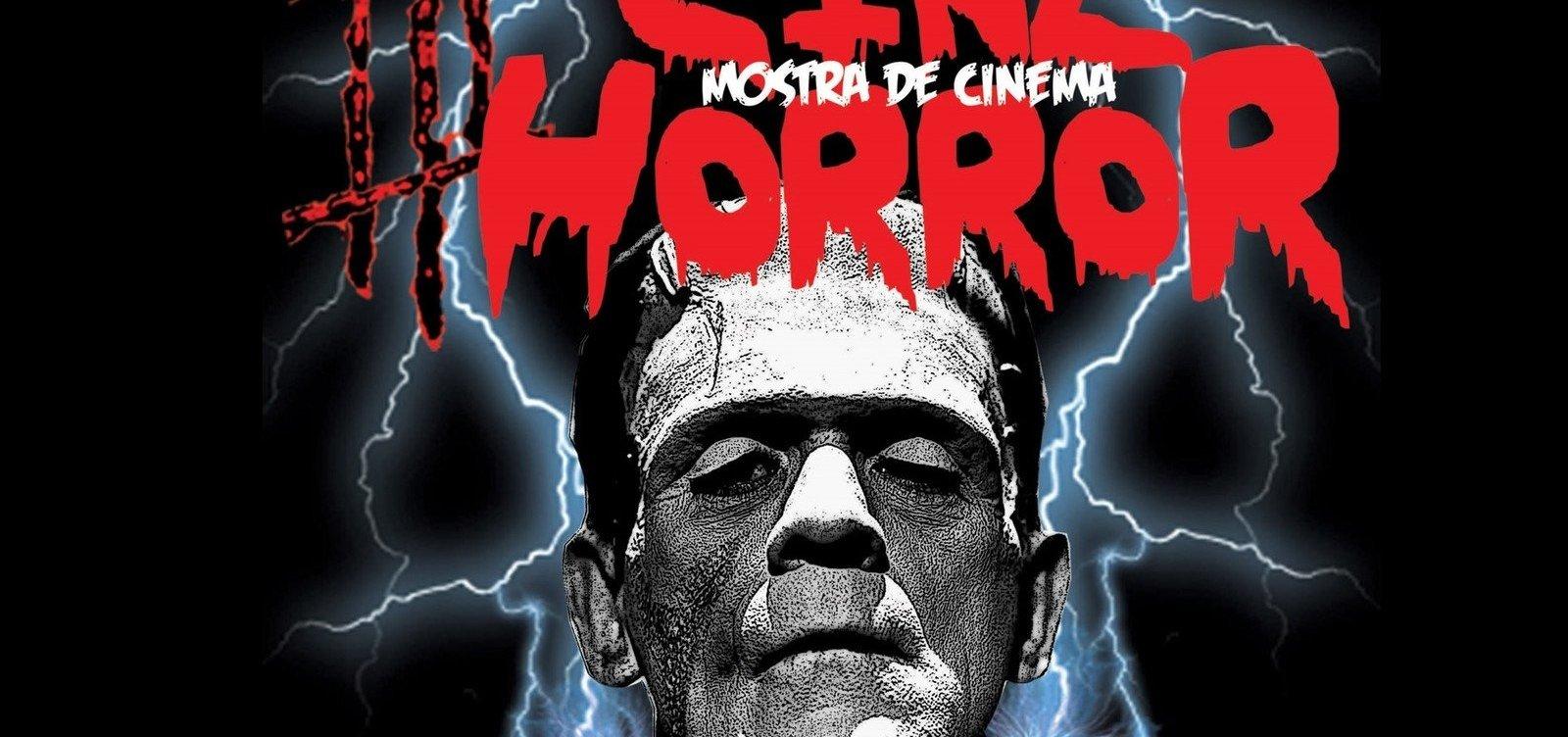 Mostra Cine Horror Show tem programação gratuita na Sala Walter da Silveira