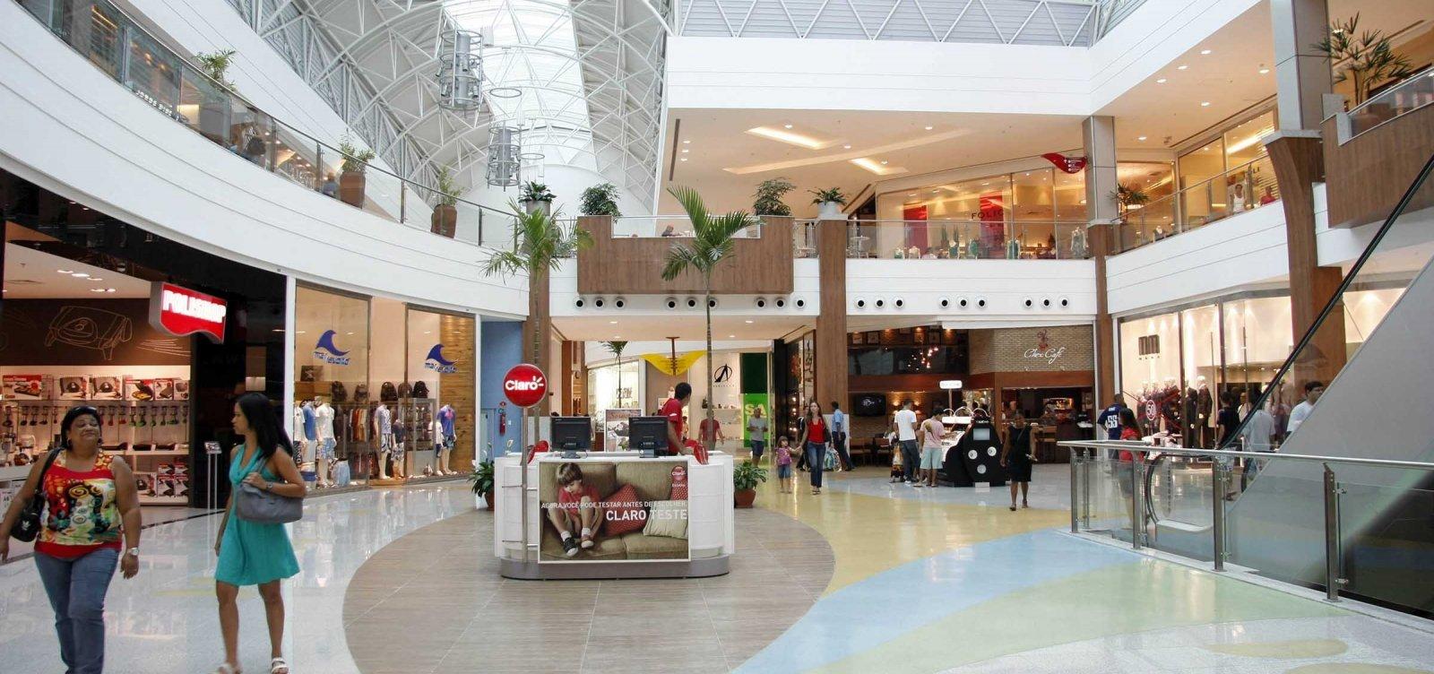 Shoppings estimam prejuízo de R$ 20 milhões com fechamento no feriadão