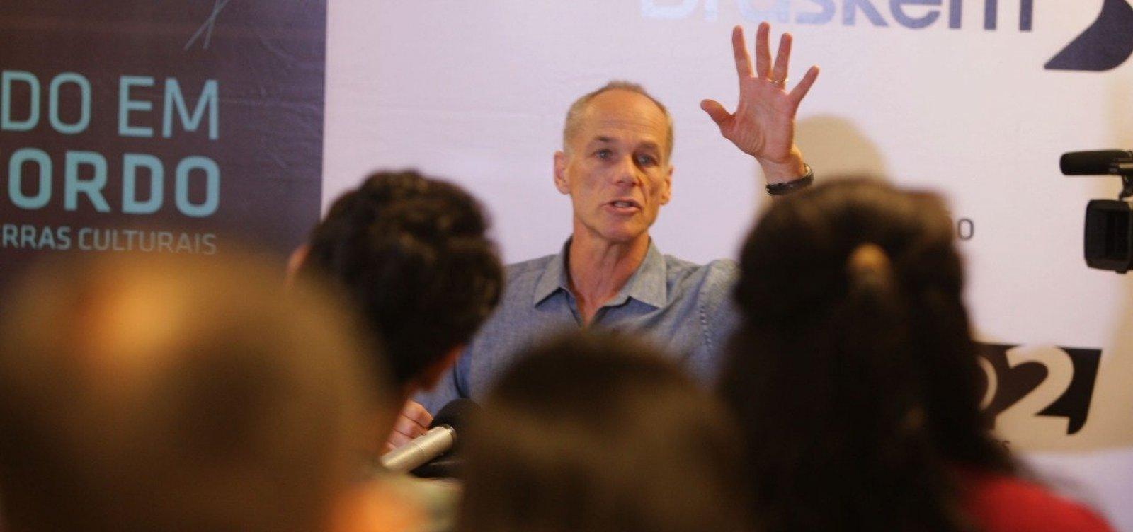 Marcelo Gleiser encerra o Fronteiras do Pensamento Salvador 2018
