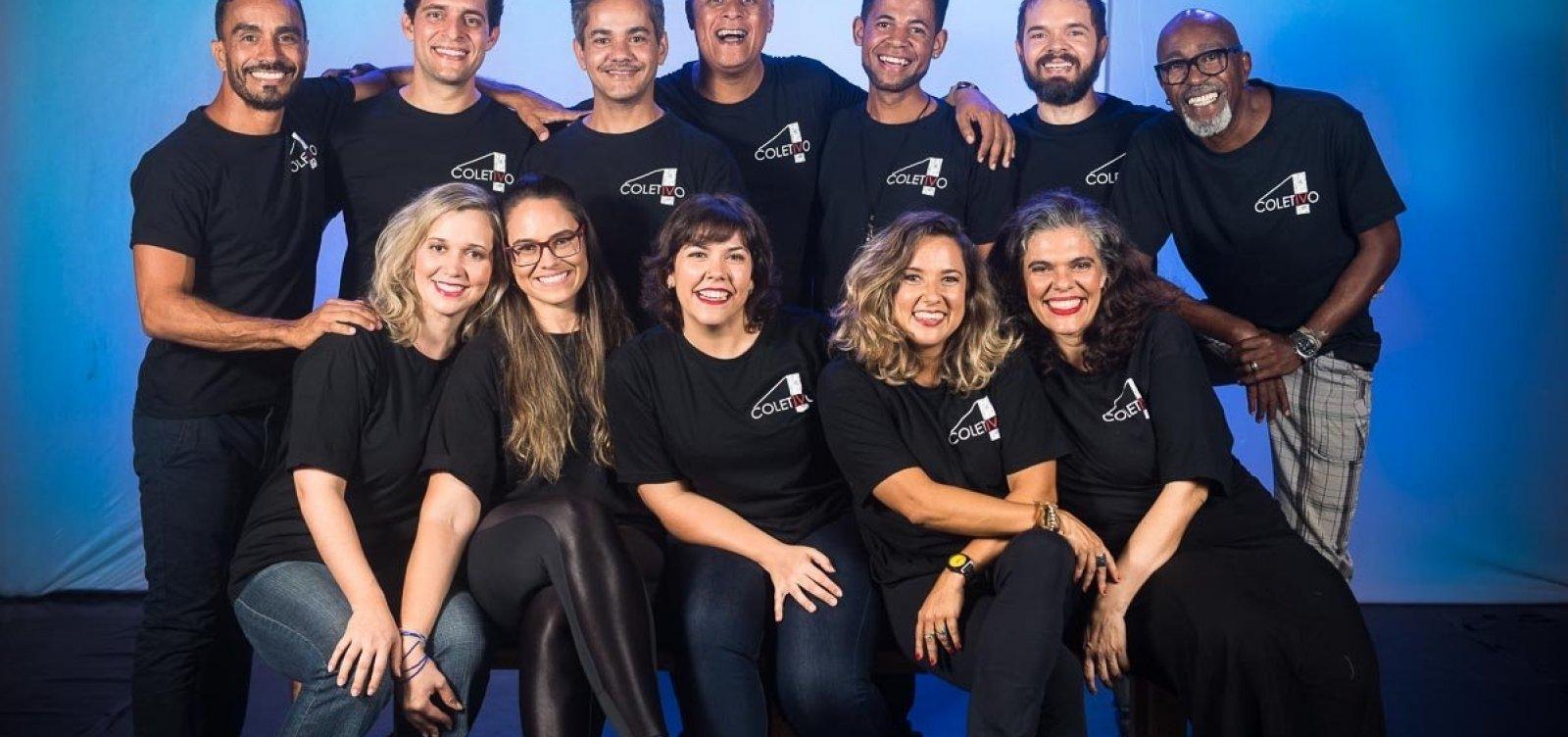 João Falcão faz oficina gratuita no Teatro Gregório de Mattos