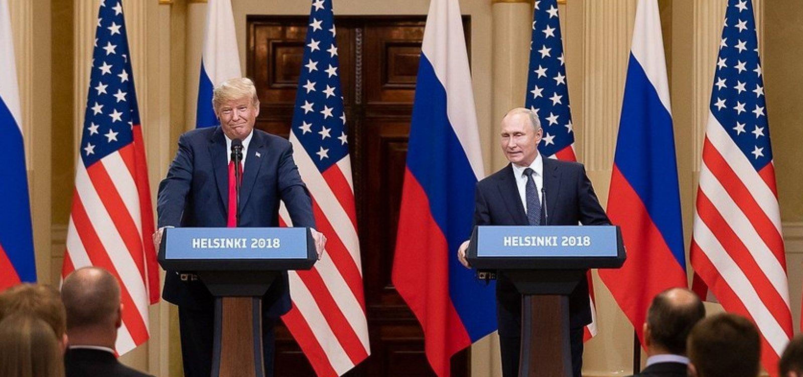 Putin 'provavelmente' está envolvido com assassinatos e envenenamentos, diz Trump