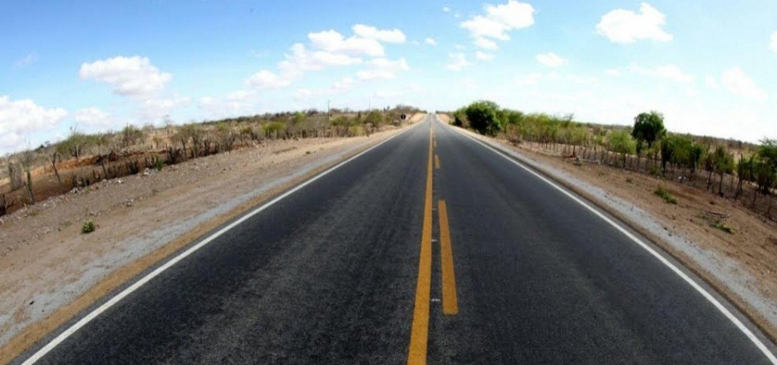 Bahia registra 55 acidentes com 10 mortes e 57 feridos em rodovias durante feriado