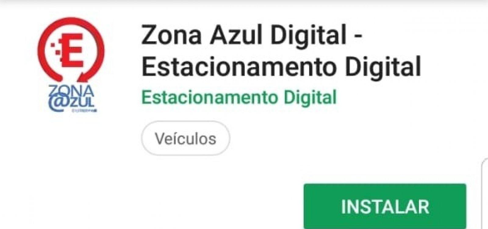 Zona Azul digital: mais empresas devem ser credenciadas, avisa Müller
