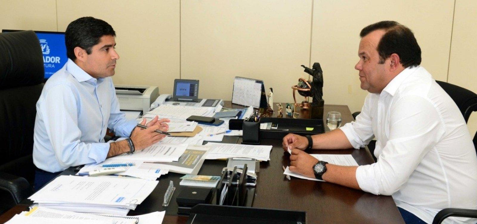 De olho na presidência, Geraldo Júnior volta à CMS