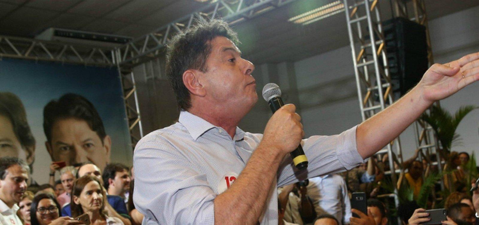 Em evento pró-Haddad, irmão de Ciro diz que PT vai perder eleição