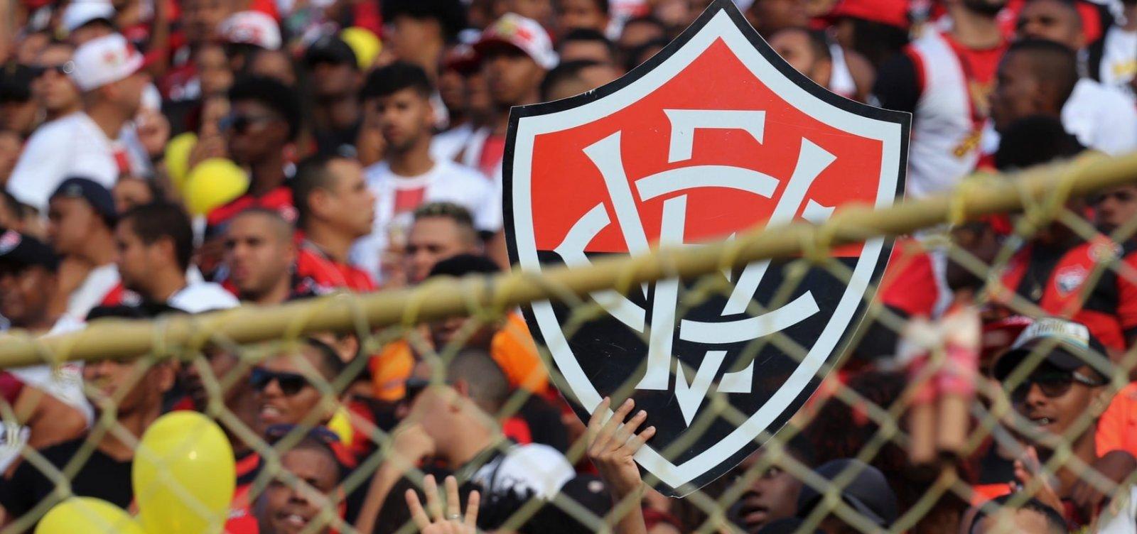 Vitória lança promoção de ingressos para jogo com o Corinthians