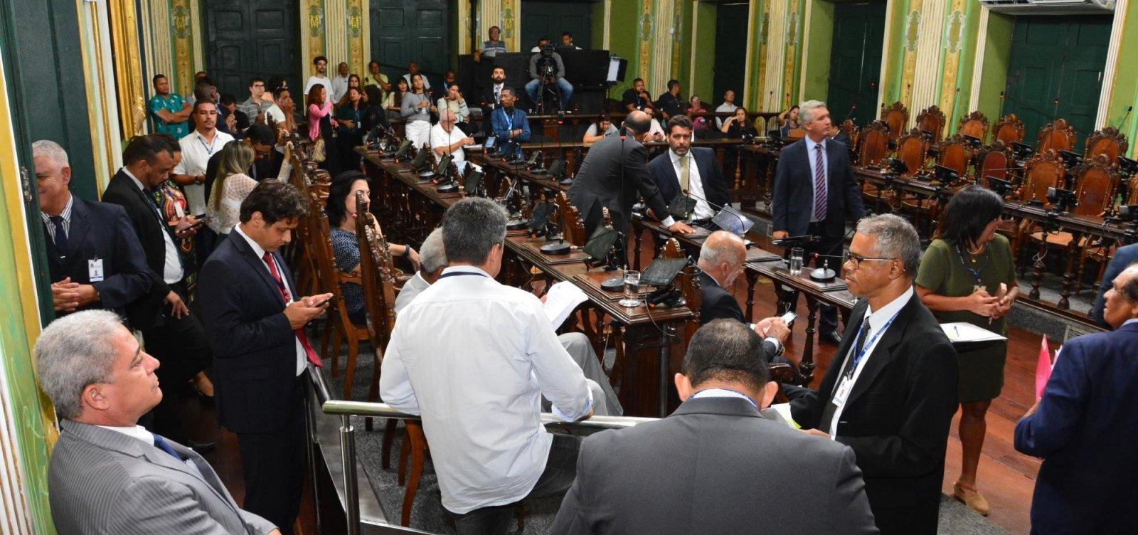 Câmara de Salvador vota nova LOM no dia 17 de dezembro