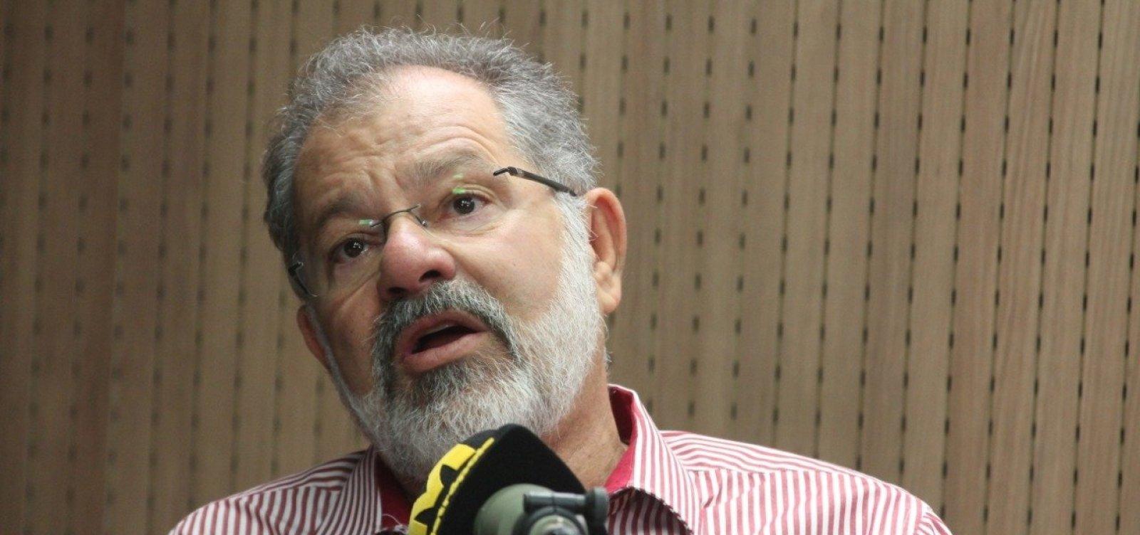 Nilo diz que virou político de 'segundo plano' no governo de Rui