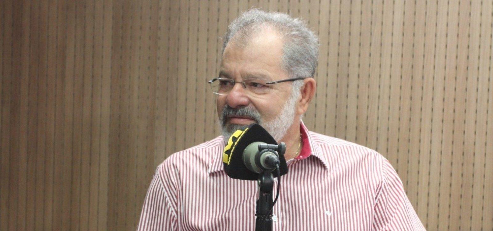 Em ato falho, Marcelo Nilo diz que PT vai tomar 'porrada eleitoral' na eleição presidencial