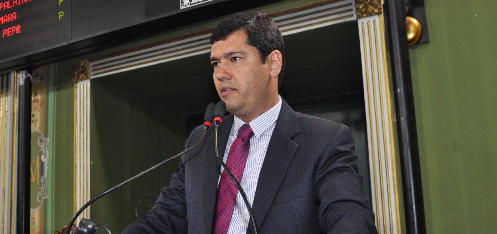 Tinoco espera Neto para voltar à CMS e não descarta apoio a Geraldo Júnior