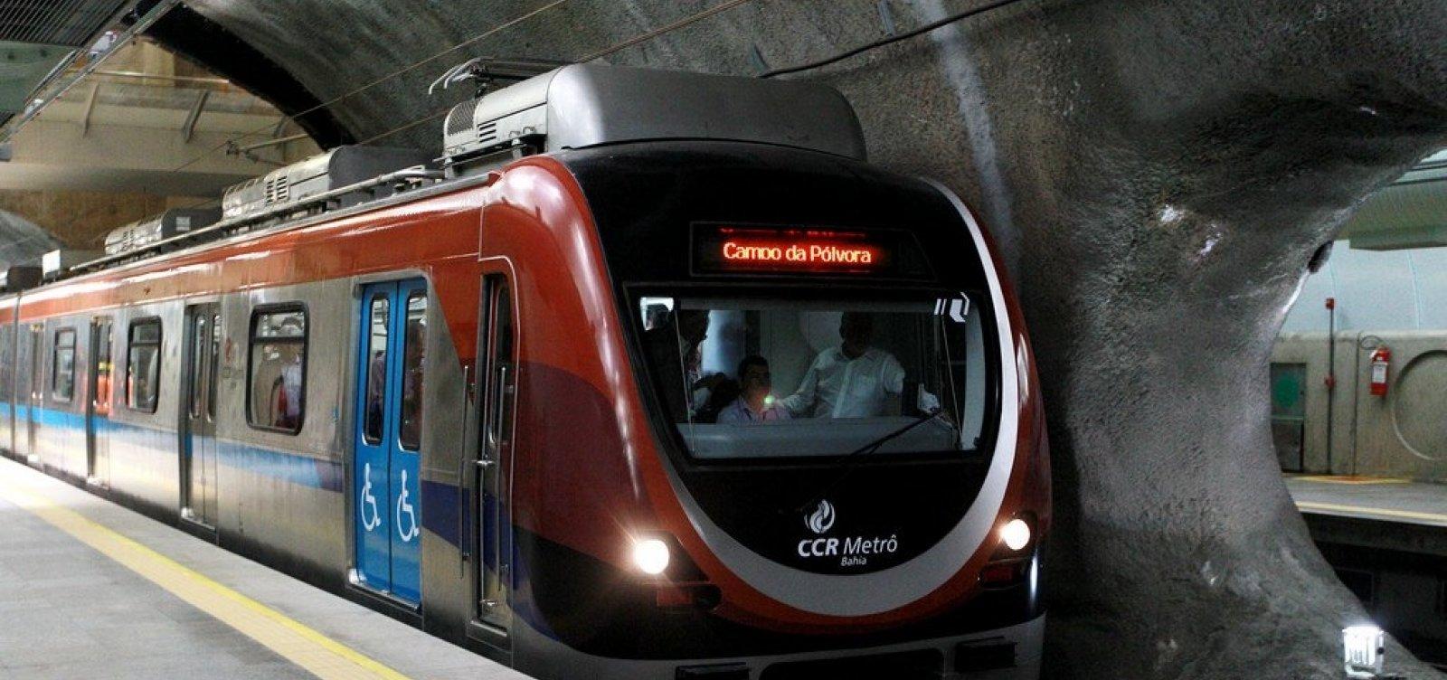 Show de Roger Waters amplia operação do metrô no Campo da Pólvora