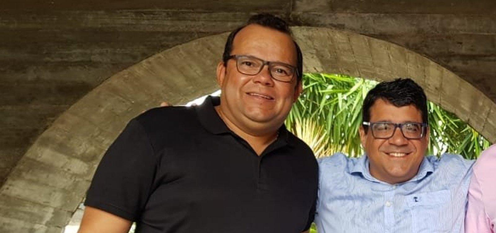 Geraldo Jr. recebe apoio de Daniel Rios e chega a 12 apoiadores para presidência da Câmara