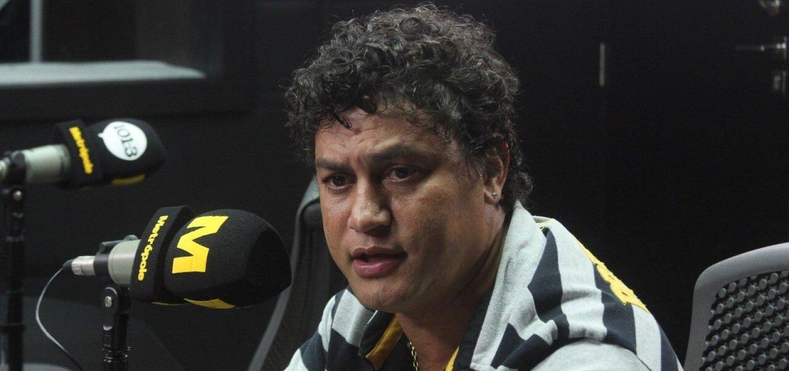 Popó abandona vida política e critica Félix Mendonça: 'Odeio gente mentirosa'