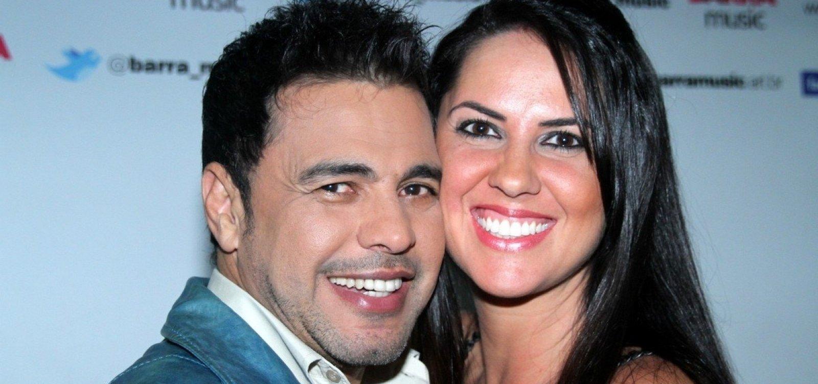 Graciele recusa carro de presente de Zezé di Camargo: 'Quero conquistar com meu dinheiro'