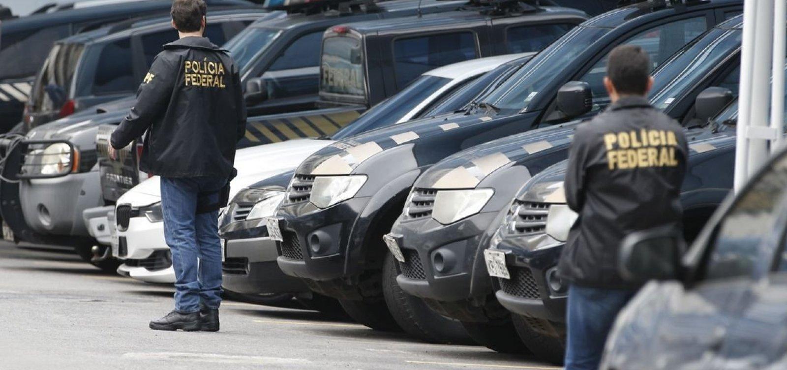 PF deflagra operação de combate ao tráfico de ecstasy